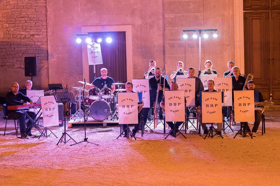 Koncert: Pazin Jazz Ensemble – 28. kolovoza u 20, 30 sati
