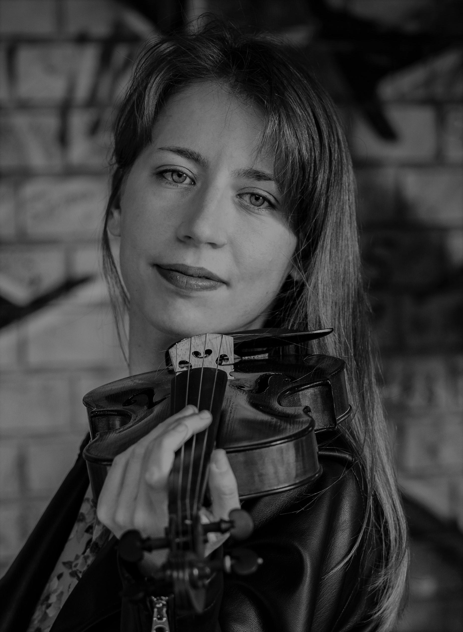 Večer sonata u Pazinu (Eva Mach – violina, Terezija Cukrov – klavir)