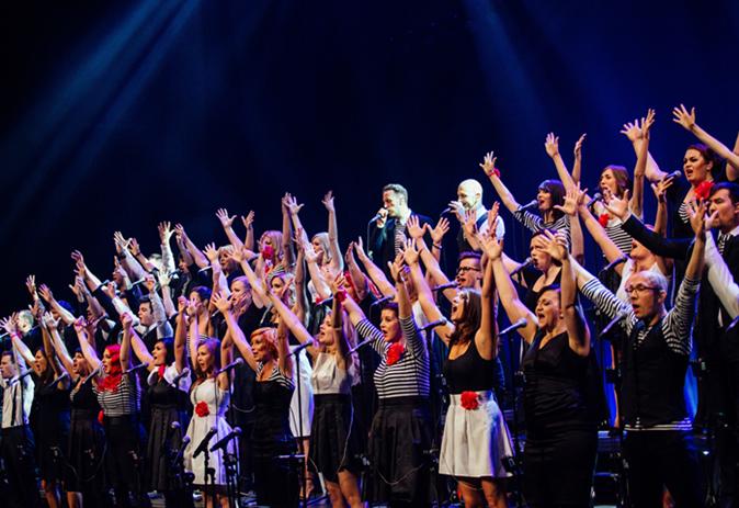 Koncert Perpetuum Jazzile – dvorana popunjena!