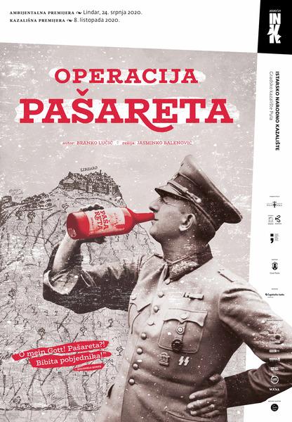 Operacija Pašareta – 12. ožujka 2021. u 20 sati