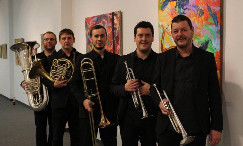 Koncert: Podium Brass Quintet – 9. kolovoza u 20, 30 sati