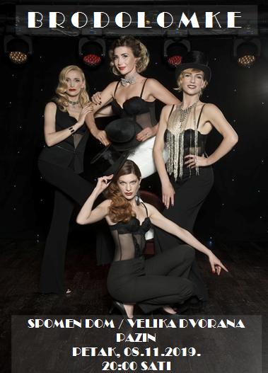 """Predstava: """"Brodolomke"""" – 08. studenog 2019. u 20,00 sati"""