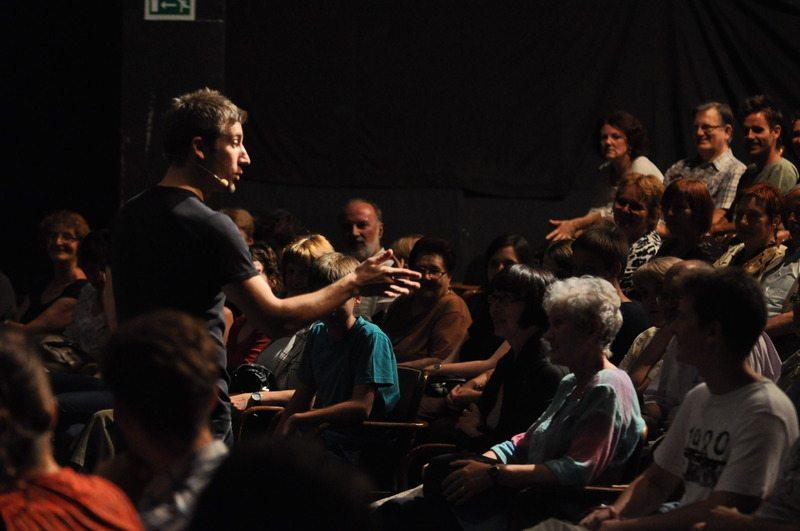 MISTERO BUFFO, kazališna predstava za početak godine