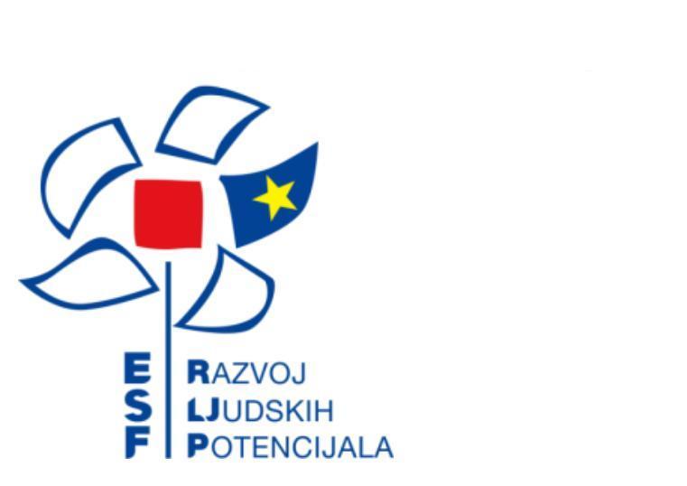 Za projekt Novo znanje za buduće zvanje odobreno 1,3 milijuna kuna iz ESF-a