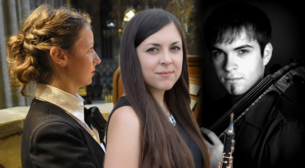 Koncert: Dora Draclin-oboa, Anthony Havelka-violončelo i Katarina Javora-orgulje – 21.lipnja u 11 sati