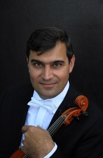 Koncert Wladimir Kossjanenko na violi i Vesna Podrug Kossjanenko na klaviru